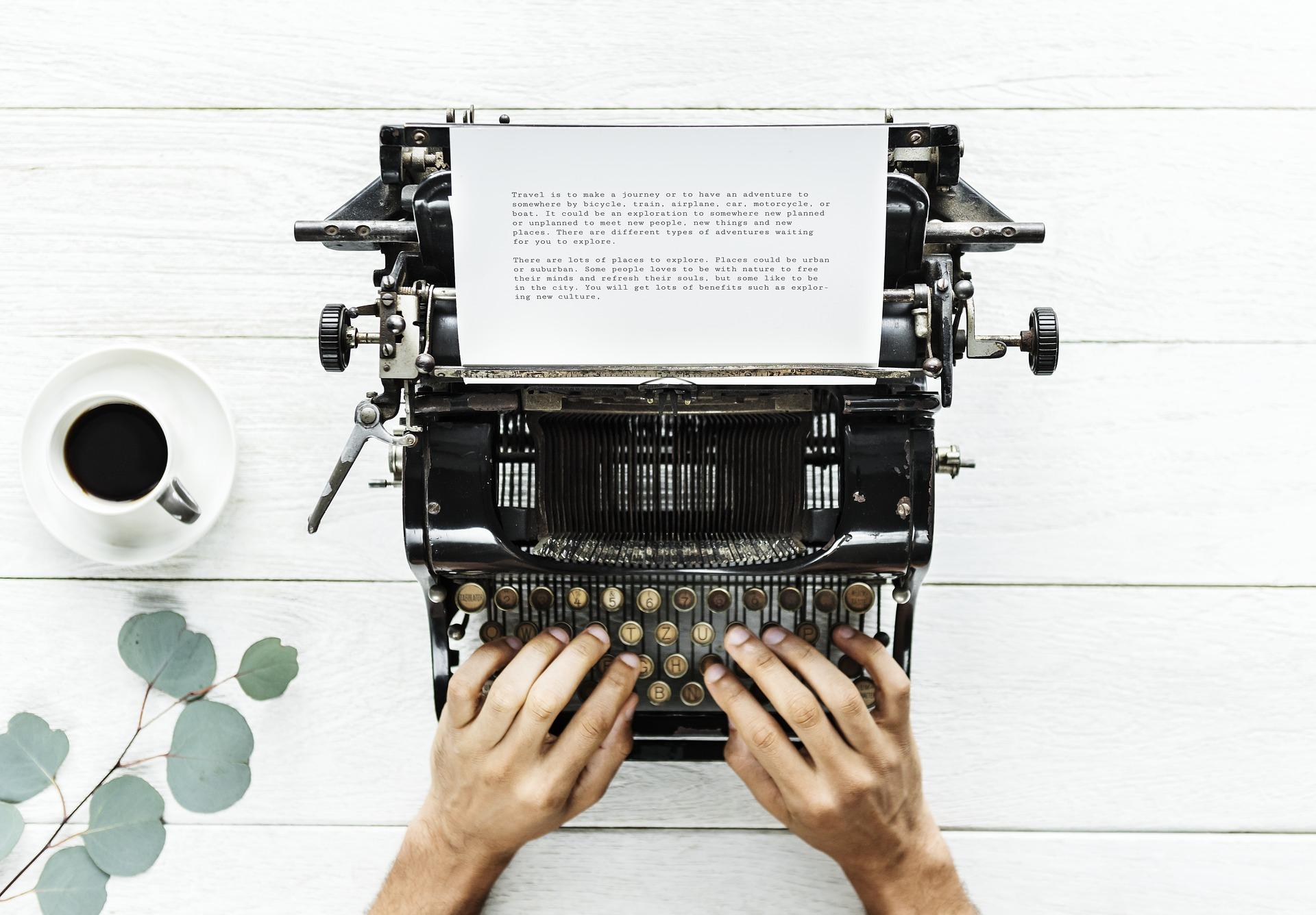 jak pisać książkę