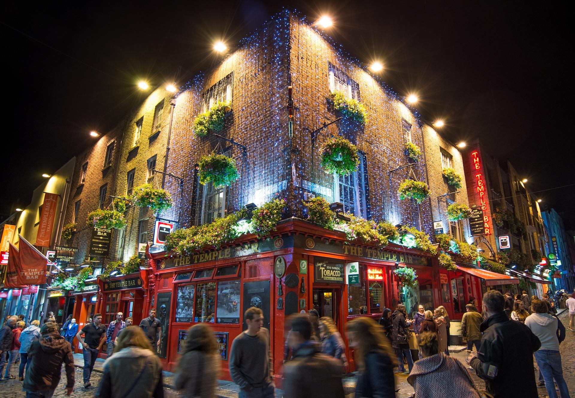jak znaleźć pracę w irlandii